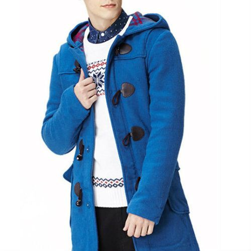 Wholesale Blue Unisex Windbreaker Jacket