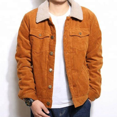 Fit Full Sleeve Jacket Manufacturer