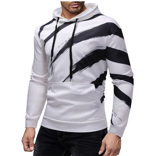 Bold and Beautiful White Hoodie Manufacturer