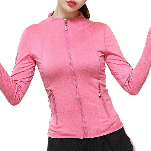 Bold Pink Running Jackets Manufacturer i