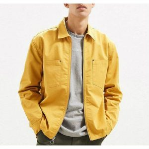 Wholesale Butter Cup Yellow Jacket