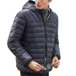 Cadet Grey Lifestyle Jacket Manufacturer
