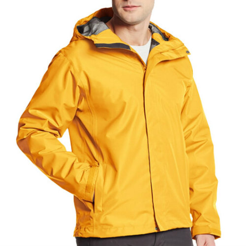 Canary Yellow Rain Jacket Manufacturer