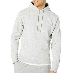 Cozy Comfy Grey Hooded Jacket Manufacturer