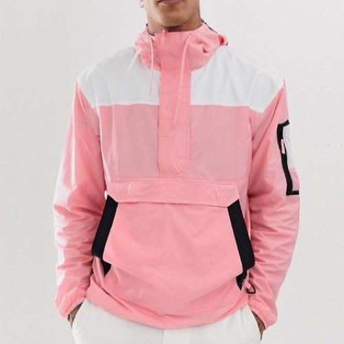 Wholesale Misty Pink Sports Jacket