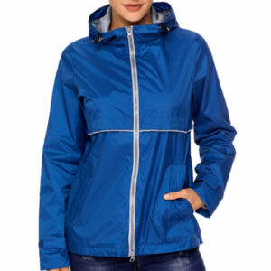 Dark Blue Hooded Jacket Manufacturer