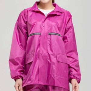 Dressy Purple Rain Jackets Manufacturer