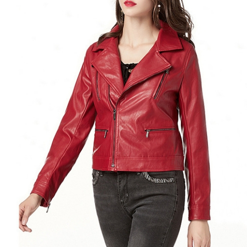 Fitted Leather Jacket Manufacturer