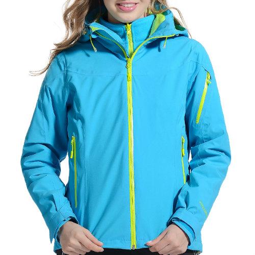 Full Sleeve Blue Unisex Jacket Manufacturer