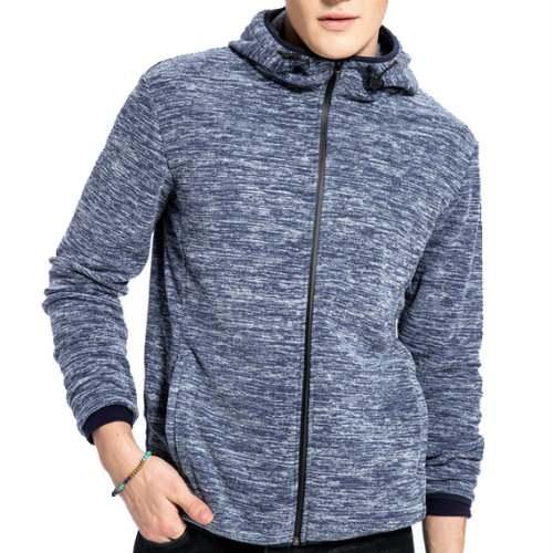 Men's Fleece Jacket Manufacturer