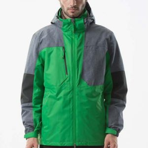 Green Body Ash Sleeves Jacket Manufacturer