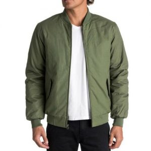 Wholesale Green Newport Varsity Jacket