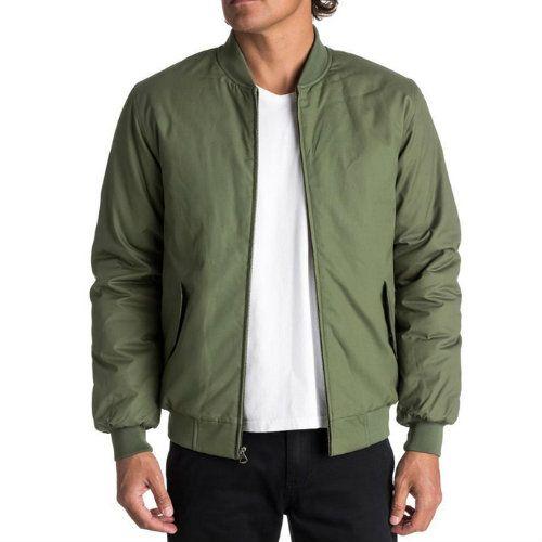 Wholesale Green Newport Varsity Jacket