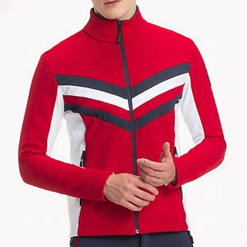 Wholesale High Neck Full-Sleeve Jacket