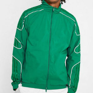 Kiwi Coloured Running Jacket Manufacturer