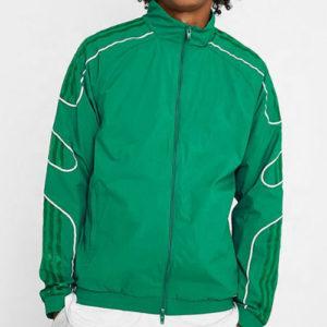 Kiwi Coloured Running Jacket Manufacturer