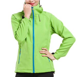 Wholesale Lime Green Running Jacket