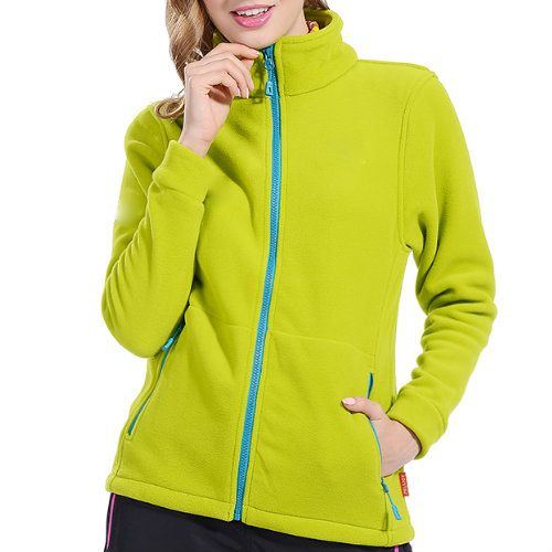 Wholesale Lime Green Women's Jacket