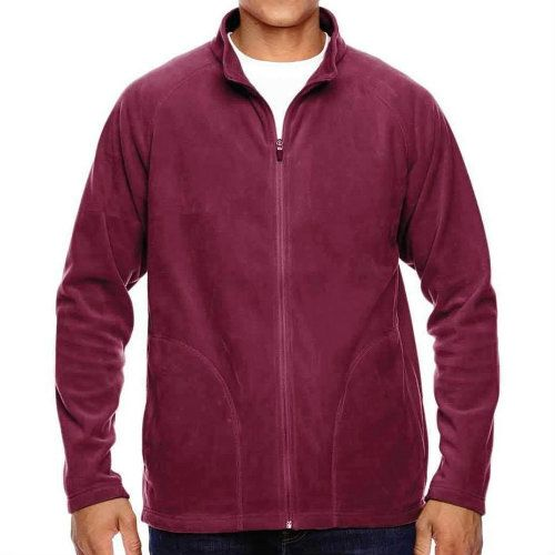 Maroon High Winter Jacket