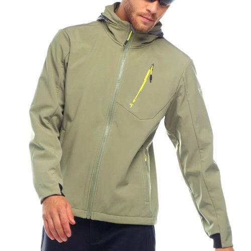 Natural Colored Fleece Jacket Manufacturer