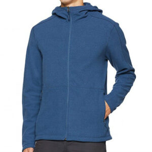 Navy Blue Fleece Jacket Manufacturer