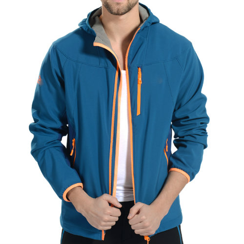 Ocean Blue Running Jacket Manufacturer