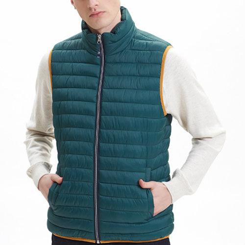Olive Smart Vest Jacket Manufacturer