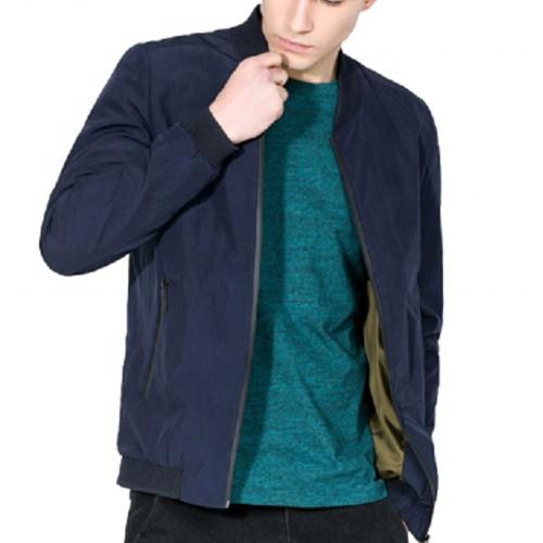Wholesale Oxford Blue Letterman Jacket