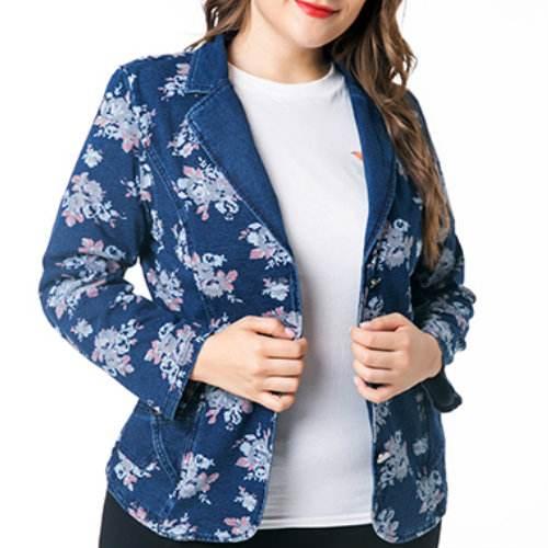 Wholesale Pure Blue Jean Jacket