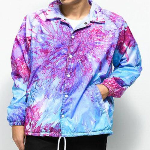 Purple Stylish Sublimation Sweatshirt Manufacturer