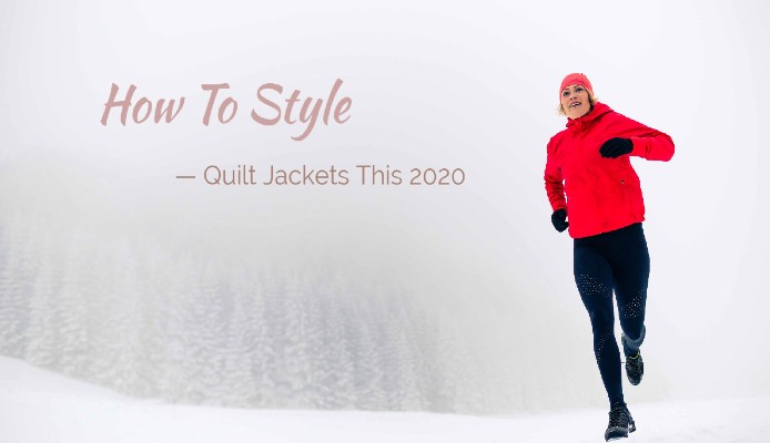 quilted jacket manufacturers