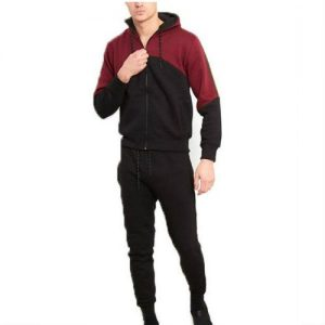 Wholesale Black/Red Track Jacket