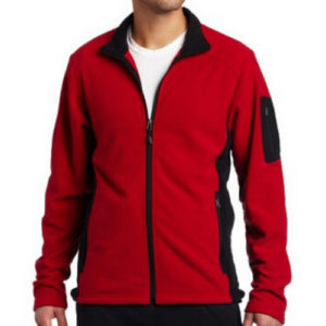 Brick Red Sports Jackets Manufacturer