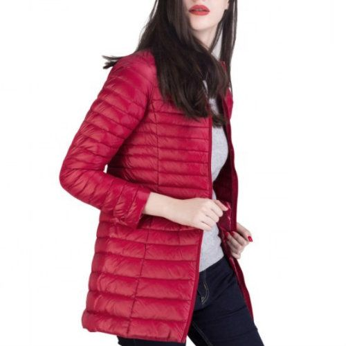 Wholesale Women's Body Fit Windbreaker Jacket