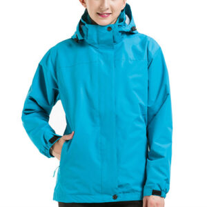 Robin Blue Rain Coat Manufacturer