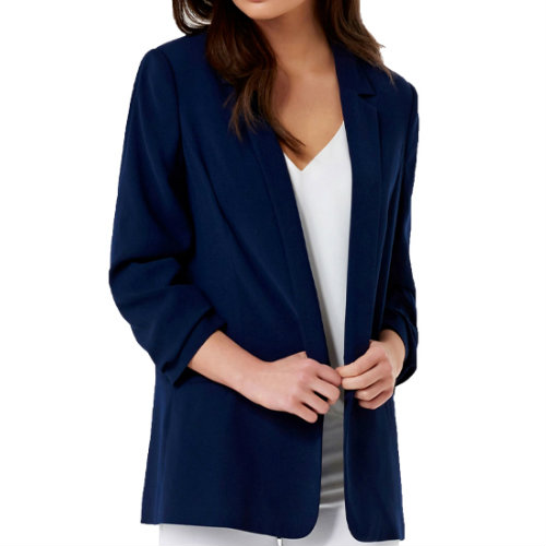 Royal Blue Women's Suit Jacket Manufacturer