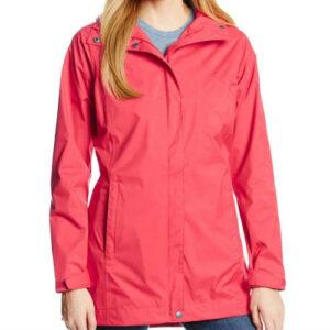 Scarlet Rain Jacket Manufacturer