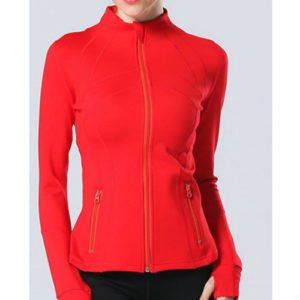 Turtleneck Red Jacket Manufacturer