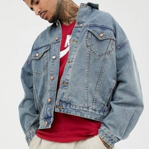Wholesale Vintage Denim Jacket Manufacturers For Men