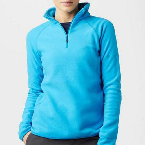 Blue Fleece Jacket for Womens Manufacturer