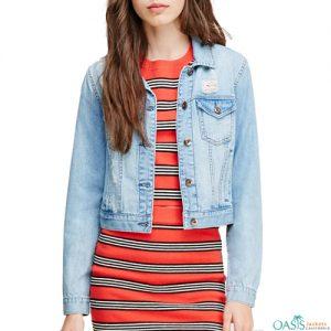 jean jacket manufacturers