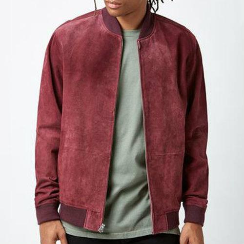 Woolen Men's Jacket Manufacturer