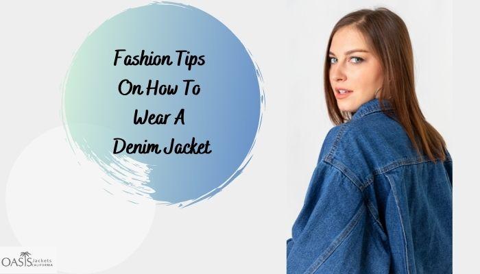 denim jacket manufacturers